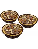 Tortina Nocciola e Cacao 15 pezzi