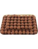 Baiser de dame au cacao plateau 1500g