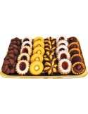 Dessert of assorted biscuits Vassoio 2 x 500 g