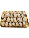 Arbrisseaux de pâte d'amandes plateau 1500g