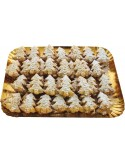 Small Trees of almond paste tray 1500g
