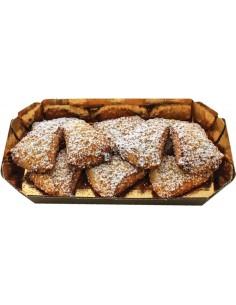 Clochettes de pâte d'amandes