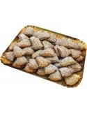 Glöckchen aus Rohmarzipan