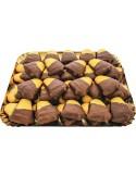 Campanelle Glassa al cacao tablett 1500g