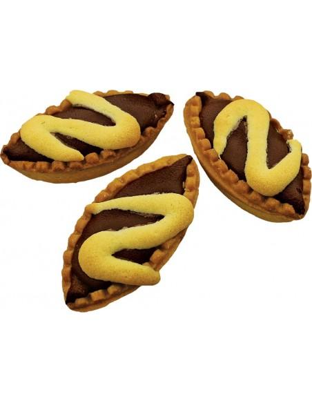 Barchette Nocciola e Cacao
