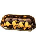 Arbrisseaux de pâte brisée avec glace au cacao 200g