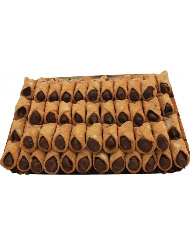 Cannolino Sfoglia Cioccolato al Latte