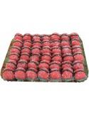 Kleine Pfirsiche mit Kakao tablett 1500g
