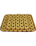 Hazelnut Small Square tray 1500g