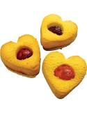 Cuori di Frutta vassoio 1500g