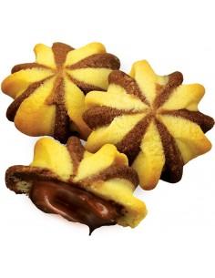 Quadratino Nocciola e Cacao