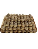 Hazelnut Finger biscuits tray 1500g