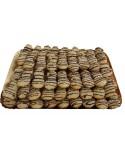 Lingue di Gatto Nocciola e Cacao vassoio 1500g